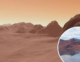 Các nhà khoa học khám phá ra lý do nước biến mất trên Sao Hỏa