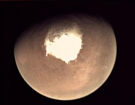Hồ nước cổ đại trên sao Hỏa từng chứa nhiều loại vi sinh vật