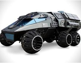 Chiêm ngưỡng chiếc siêu xe với sứ mệnh khám phá sao Hỏa của NASA
