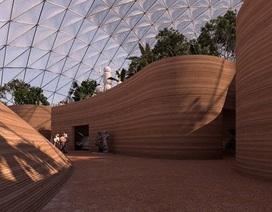 Thiết lập một khu định cư sao Hỏa mẫu trị giá 140 triệu USD ở một sa mạc gần Dubai