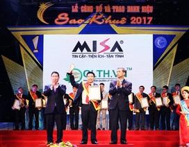 Phần mềm Quản lý trường học duy nhất được nhận giải Sao Khuê 2017
