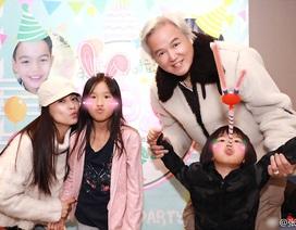 Vợ chồng Trương Đình hạnh phúc khoe gia đình nhỏ sau 10 năm chung sống