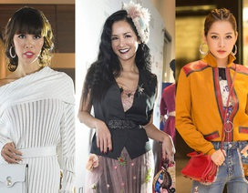 Chi Pu mặc đẹp nhất tuần; Hồng Nhung, Hà Anh lọt top sao mặc xấu