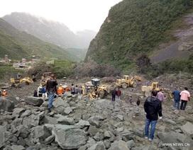 Hơn 140 người nghi bị vùi lấp do sạt lở đất ở Trung Quốc
