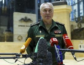 Tướng Nga lý giải nguyên nhân giành được thắng lợi tại Palmyra