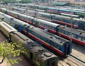 Doanh thu đường sắt sụt giảm mạnh, không đạt kế hoạch!