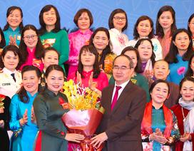Bà Nguyễn Thị Thu Hà tái đắc cử Chủ tịch Hội Phụ nữ Việt Nam