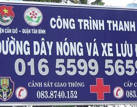 """""""Cứu tinh"""" cho sự cố xe cộ ở huyện đảo Cần Giờ"""