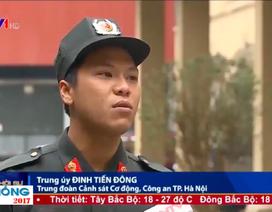 Cảnh sát cơ động chia sẻ những ngày bị giữ ở Đồng Tâm