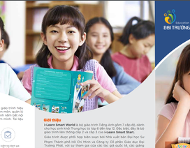 Ra mắt bộ sách i-Learn Smart World dành cho khối Trung học