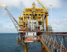 Giàn nén khí mỏ Rồng – Đồi Mồi đạt mốc sản lượng 2 tỷ m3 khí