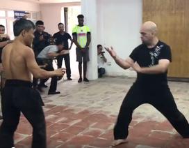 Cơ quan chức năng tìm giải pháp ngăn cấm cao thủ Vịnh Xuân Flores tỉ thí võ thuật