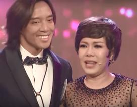 Việt Hương khóc nghẹn vì cảm thấy có lỗi với chồng
