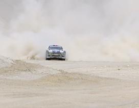 Ken Block bất ngờ trình diễn lái xe trên sa mạc