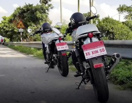 Xe máy không đeo biển số ra đường bị phạt như thế nào?