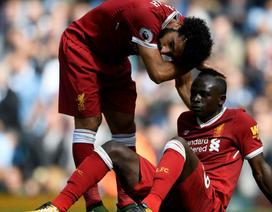 Liverpool mất tiền đạo chủ lực trước trận đại chiến với MU