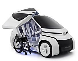 Toyota Concept-i Series – Ứng dụng trí thông minh nhân tạo lên ôtô
