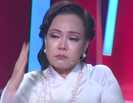 Việt Hương lần đầu tiết lộ mình từng bị tâm thần phân liệt