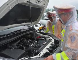 Hoàn tất kiểm định 900 xe ô tô phục vụ Tuần lễ cấp cao APEC