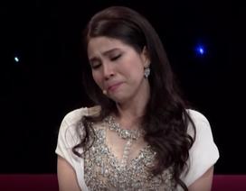 Em gái Lý Hùng khóc nức nở khi nhắc đến con gái đang bị tách biệt