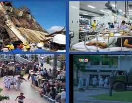 Cấp cứu thảm họa - Có kinh nghiệm nhưng chưa quy củ