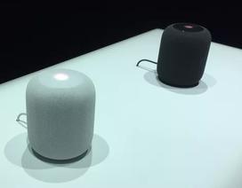 Apple giới thiệu HomePod: Kém đặc sắc, quá muộn màng, quá đắt?
