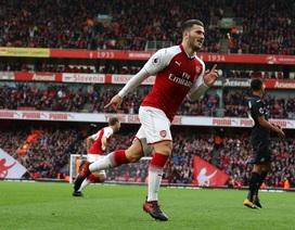 Đội hình tiêu biểu vòng 10 Premier League: Bản hợp đồng hời của Arsenal
