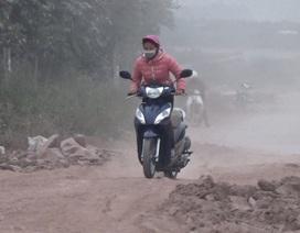 Bắc Giang: Nhà đầu tư đề nghị hàng loạt cơ quan xử lý hành vi hủy hoại đường gom cao tốc