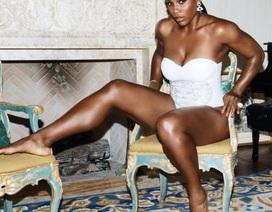 Serena Williams gây sốc khi tiết lộ mang bầu 5 tháng