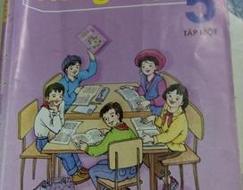 """Phụ huynh tố SGK tiếng Việt lớp 5 sai thành ngữ  """"chôn rau cắt rốn""""?"""