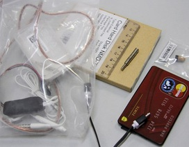 Hà Nội: Yêu cầu kiểm soát kỹ các thiết bị tai nghe, thu phát trong phòng thi
