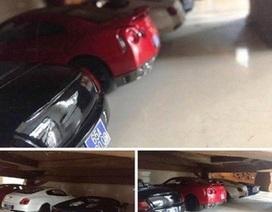 """Vụ """"siêu xe đồ chơi"""" gắn biển xanh: Quan điểm trái chiều của luật sư"""