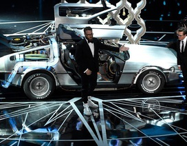 Siêu xe nào xuất hiện trong đêm trao giải Oscar 2017?