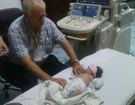 Phát hiện bệnh tim trẻ em ngay trong giai đoạn mang thai