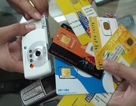 Ba nhà mạng lớn bị phạt 85 triệu đồng vì dùng đăng kí thuê bao di động sai quy định