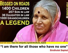 Bà lão 68 tuổi làm mẹ của hơn 1400 đứa trẻ mồ côi