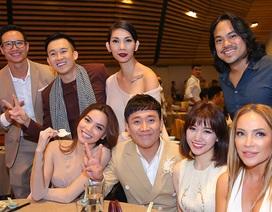 Hà Hồ - Kim Lý cùng đến chúc mừng sinh nhật Mr.Đàm