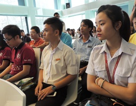 """Sinh viên thừa nhận rất """"lơ mơ"""" trong việc học đại học"""
