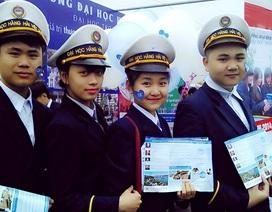 Trường ĐH Hàng Hải tuyển sinh 2017 theo 2 hình thức