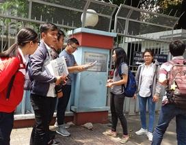 Toà đình chỉ giải quyết vụ ĐH Tân Tạo kiện sinh viên đòi học bổng