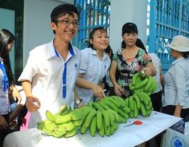 """Sinh viên từ """"cứu"""" chuối đến ý tưởng khởi nghiệp vì nông sản Việt"""