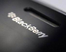 BlackBerry sắp trình làng smartphone đầu tiên có chức năng chống nước