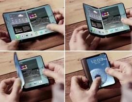 Samsung sẽ giới thiệu nguyên mẫu smartphone gập được tại MWC 2017?