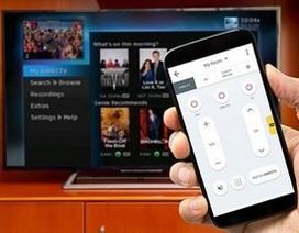 Những công cụ biến smartphone thành điều khiển từ xa cho TV, điều hòa nhiệt độ...