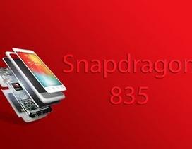 Qualcomm tiết lộ về vi xử lý di động mạnh nhất Snapdragon 835