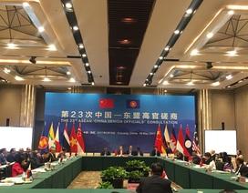 ASEAN - Trung Quốc họp tham vấn các quan chức cao cấp lần thứ 23