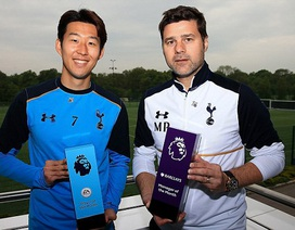 Ngôi sao Hàn Quốc lần thứ hai xuất sắc nhất tháng ở Premier League