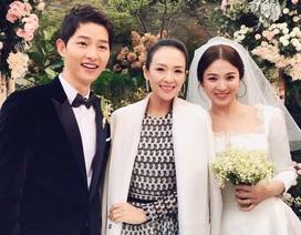 Chương Tử Di gửi lời xin lỗi vợ chồng Song Hye Kyo