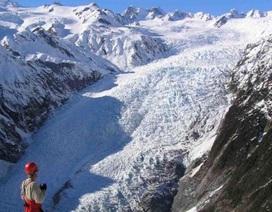 Kỷ băng hà đang phát triển ở New Zealand