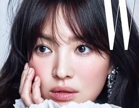 """Song Hye Kyo: """"Trong mọi mối quan hệ luôn cố gắng yêu hết mình"""""""